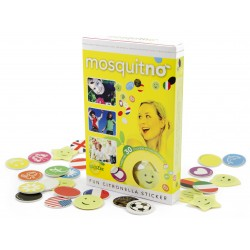 Stickers Anti-Moustique (pack Familial)