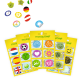 Stickers Anti-Moustique ( Pack de 6)