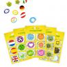 Stickers Anti-Moustique ( Pack de 6)