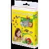 "Stickers Anti-Moustiques ""SAFARI"" ( Pack Familiale )"