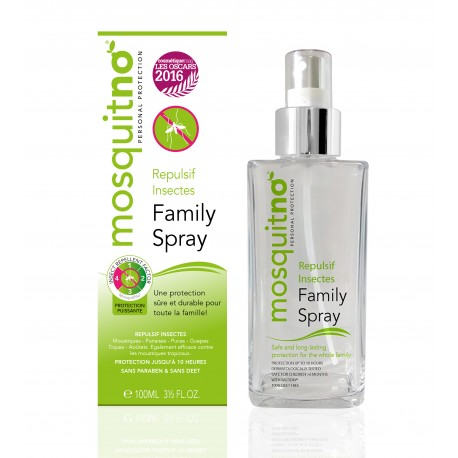 Family Spray - 100ml produit anti-moustique