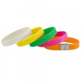 Bracelets Clipsables (boîte de 5 bracelets)